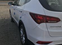 New condition Hyundai Santa Fe 2017 with 0 km mileage