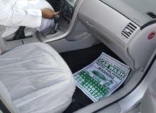 كرولا 2012  رقم 2 خليجي بدون حوادث للبيع