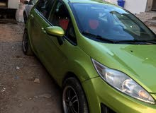 Ford Fiesta 2011 - Automatic