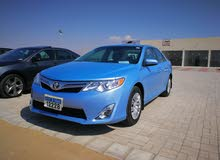 For sale 2014 Blue Camry