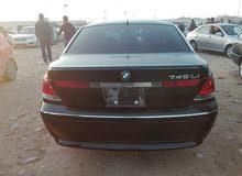 BMW 745 2004 For sale - Black color