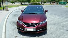 FULL OPTION HONDA CIVIC WITH WARRANTY URGENT FOR SALE