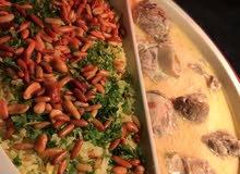 منسف لحم او دجاج - مقلوبة دجاج بالخضار  - طبخ بيت