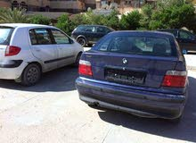 Automatic Blue BMW 1994 for sale