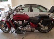 Honda vtx 1800 cc Model 2008 Price 7500