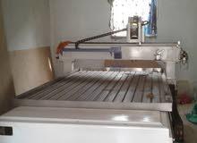 للبيع مكينة CNC نحت وقطع خشب وديكور