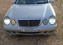 Automatic Grey Mercedes Benz 2002 for sale