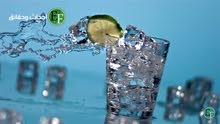معمل ماء متكامل للبيع ومجاز وفي موقع ممتاز
