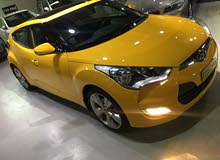 Used condition Hyundai Veloster 2017 with 1 - 9,999 km mileage