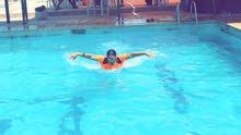 دورات تعليم سباحة
