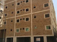 عمارة سكنية جديدة للبيع بجدة