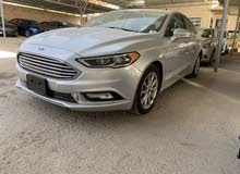 km Ford Fusion 2017 for sale