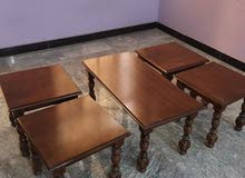 Tables - Chairs - End Tables New for sale in Baghdad