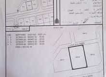 من المالك مباشره ارض سكنيه للبيع في العامرات الحشيه 2 مطلوب 7000 قابل للتفاوض