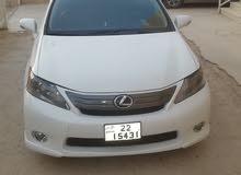 Lexus HS 2010 For sale - White color