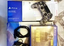 Sony PS4 pro slim 1TB as new