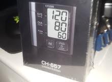 جهاز قياس ضغط الدم سيتزن CH-657 (جديد)