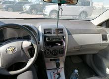 Toyota corolla 2008 for sale 1100