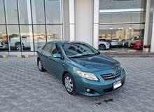 Toyota Corolla XLI 2008 (Green)
