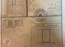 للبيع ارض سكنية في بوشر مرتفعات الضباط الثانية موقع جميل