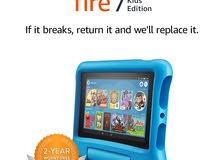 تابلت امازون أليكسا 7 بوصة 16جيجا Amazon Tablet Fire 7 Inch With Alexa 16 GB 599.00 SR