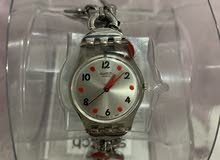 Swatch Watch with Charms