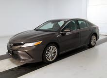 2018 TOYOTA Camry Brown