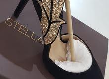 حذاء سهرة جديد ماركة Stella Luna