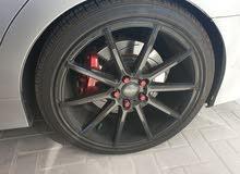 رنجات + تايرات للبيع   4 Rim + Tires