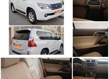 للبيع لكزس Gx460 وكالة البحرين