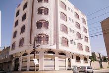 عمارة ركنية قلب الأصبحي أستثمارية شارعين في قلب صنعاء