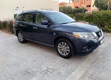 Nissan pathfinder 2014 good car