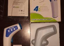 جهاز قياس درجة الحرارة ترمومتر Non Contact Infrared Thermometer