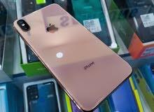 iPhone xs max gold, 256gb ( 430 JD )
