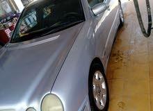 مرسيدس E200 للبيع 2002