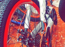 دراجة هوائية جديدة