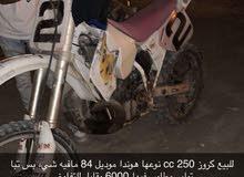 هوندا TRX250X 250cc