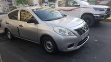 CAR FOR SALE: Nissan Sunny 2012 , 1.3 Sedan.
