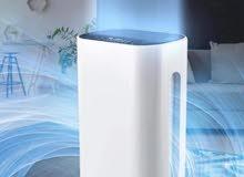 جهاز تنقية هواء من الادخنة والفيروسات والاوبئة حاصل على شهادة ايزو وتوصيل مجانا