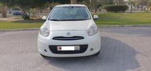 NISSAN MICRA FULL OPTION WITH PUSH START KEY  EXPAT USED FOR SALE