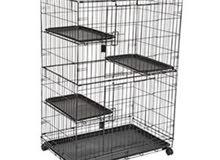 cage cat