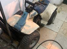 للبيع دباب سوزوكيLT50 نظيف