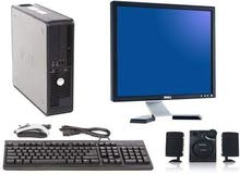 Selling Used Dell Desktop computer