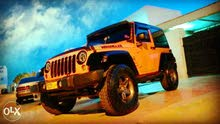 +200,000 km mileage Jeep Wrangler for sale