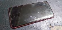 ايفون 8 بلس لون احمر 256 جيجا