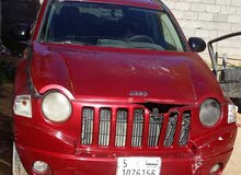 Gasoline Fuel/Power   Jeep Compass 2008