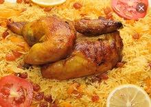 خبره تجهيز مطاعم البخاري وتشغيلو وطبخ أنواع الرز للتواصل 0542612535