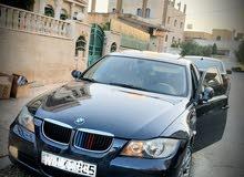BMW 320i 2007 فل الفل بسعر مغري