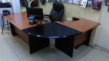 كاونتر مكتب خشب