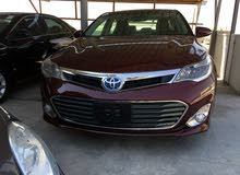 For sale 2014 Maroon Avalon